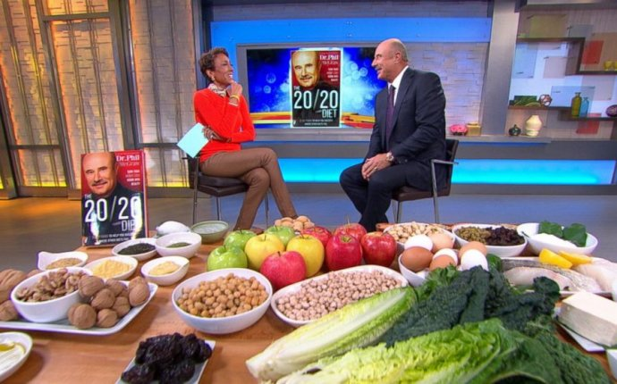 Dr. Phil s 20 Foods to Eat to Lose Weight Video - ABC News