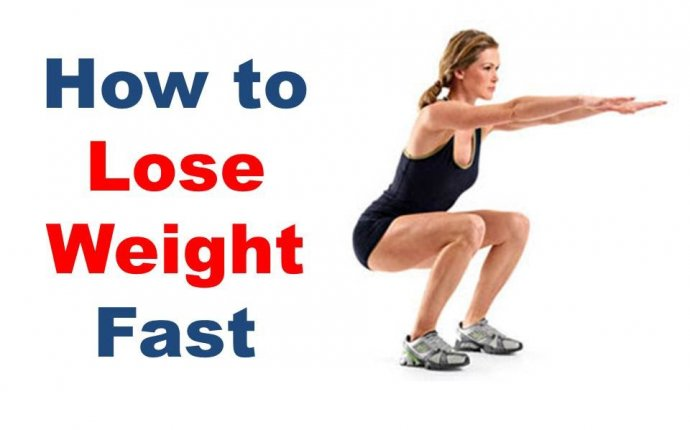 How to Lose Weight Fast for Women; Easy Weight Loss Diet Plan