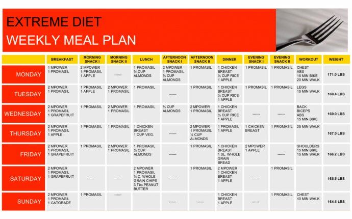 Lose weight daily diet plan - Popular ways to lose weight in the US!