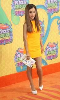 Ariana Grande at 27th Nickelodeon's Kids Choice Awards 2014