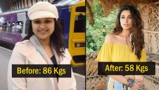 Despite Having Tendency To Gain Weight Easily, Parineeti Lost 28 Kgs With This Magical Regime